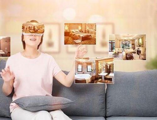 这些行业早已经使用上了VR技术